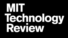 1. MIT Tech Review Logo